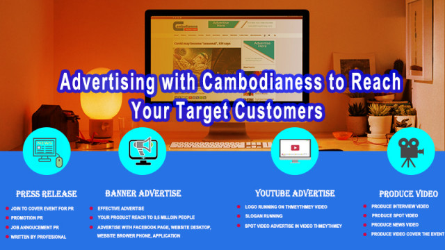 Advertising with Cambodianess to Reach Your Target Customers