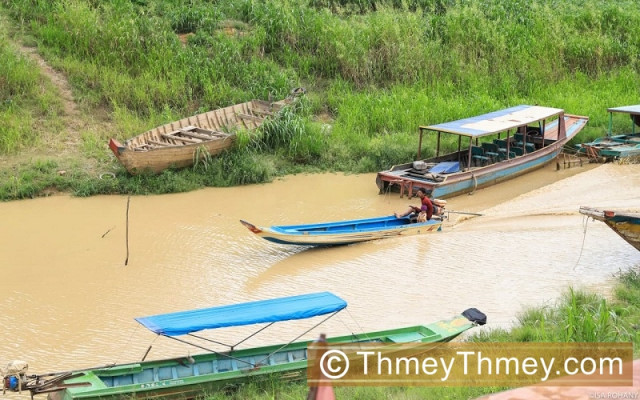 A Way of Life Almost Lost in Kampong Phluk's Fishing Community