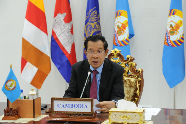 """PM Hun Sen Calls on ASEAN to Reject """"New Cold War Mentality"""""""