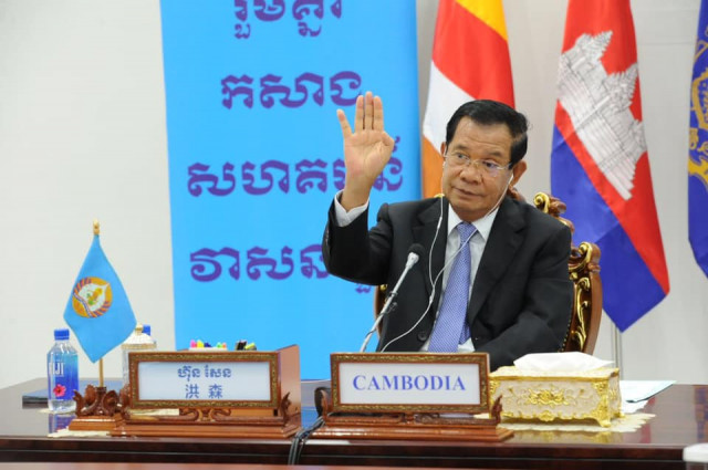 Chinese Assistance Boosts Cambodian Independence: PM