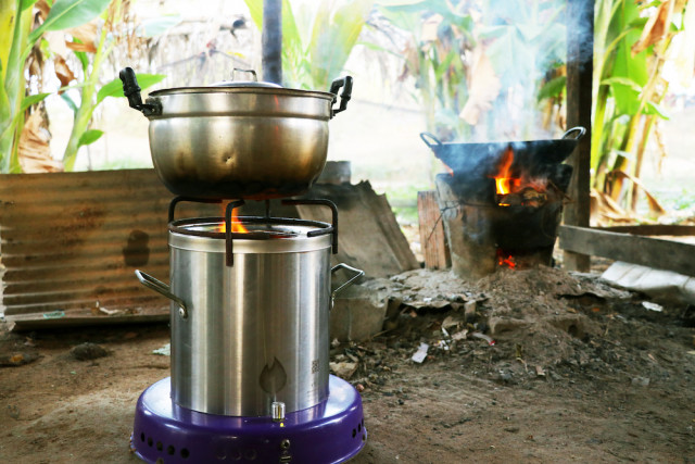 Moving Away from Traditional Cooking